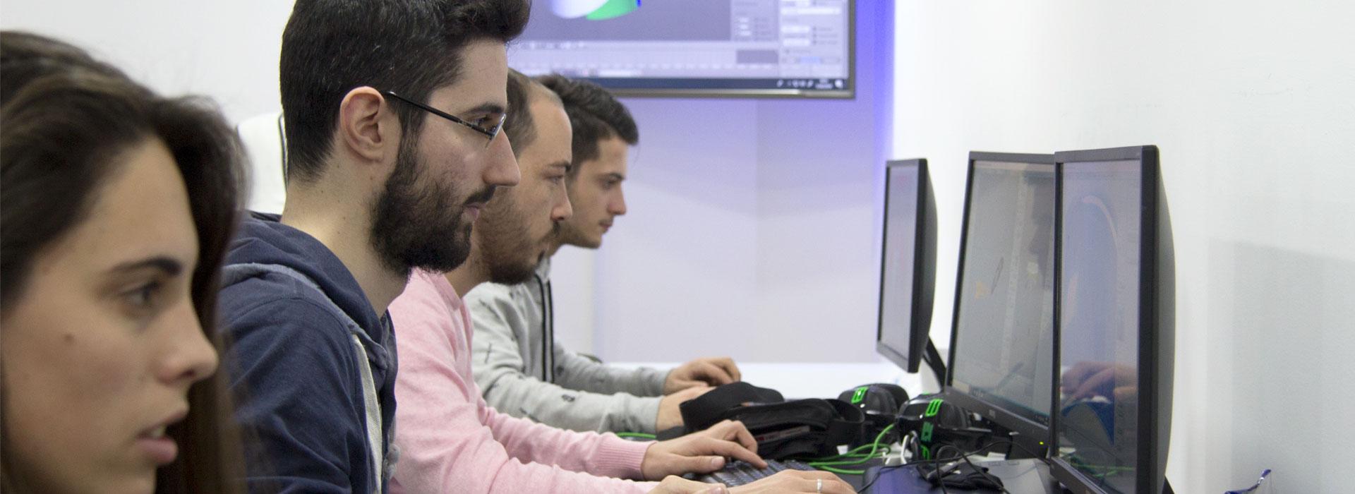 Máster en diseño y desarrollo de videojuegos